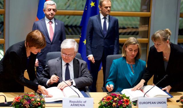 Ermenistan-AB yakınlaşmasının anlattıkları