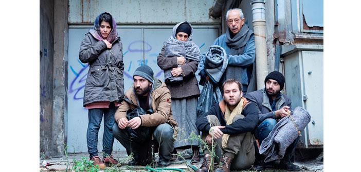 Mültecilerin hikâyesi tiyatroda