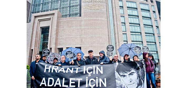 Hrant'ın Arkadaşları: Adaletin hiçbir ölçüsünün kalmadığı bir ortamdayız