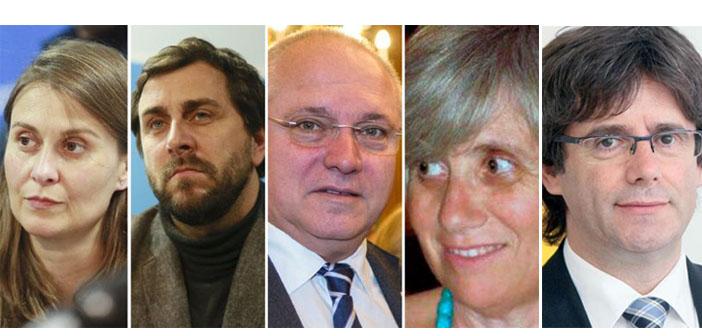 Belçikalı hakim Katalan siyasileri serbest bıraktı