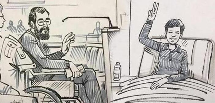 Savcı, Gülmen'in tahliyesini istedi