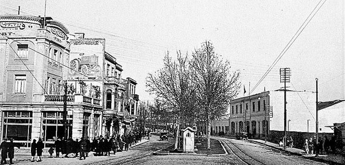 1912 yılında gaspa karşı  bir direniş hikâyesi