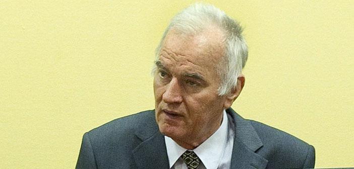 Mladiç'e Srebrenitsa'da soykırım suçundan müebbet