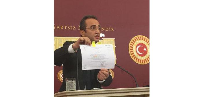 CHP para transferi belgelerini paylaştı