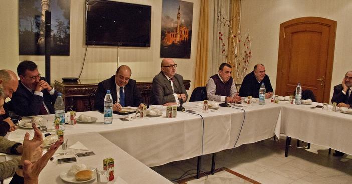 VADİP 20 Kasım'da  toplanıyor