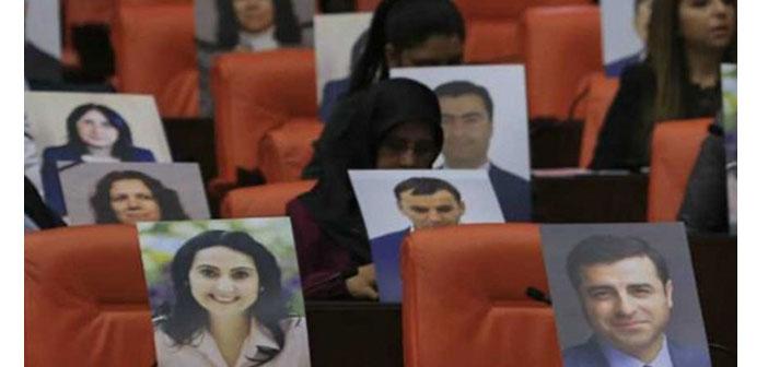 Türkiye HDP'li vekiller için AİHM'e savunma gönderdi