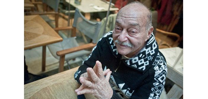 Aram Gülyüz'e 'Sinema Onur Ödülü'