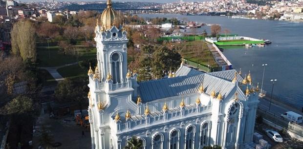 'Demir Kilise' 7 Ocak'ta açılıyor