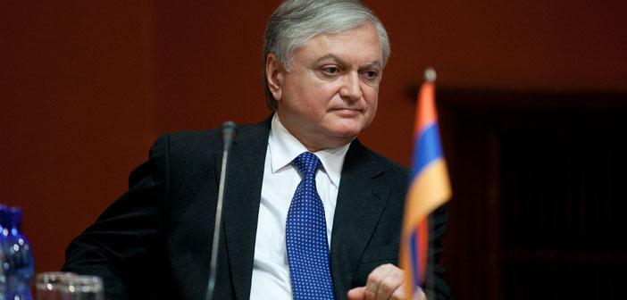 Nalbandyan: 2018 baharını protokoller olmadan karşılayacağız