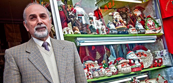'Parev'de iki kapılı Noel ruhu