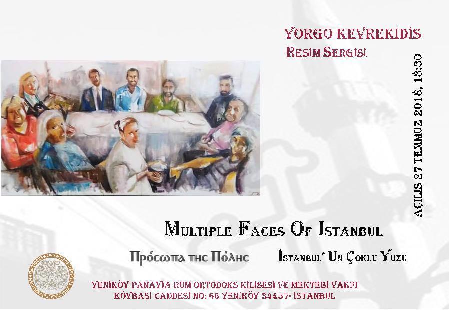 Yeniköy Rum Kilisesi'nde sergi: İstanbul'un çoklu yüzü