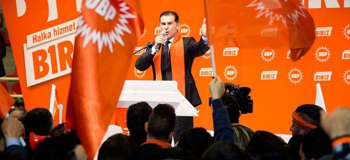 'Kıbrıs'ta seçimden yeni bir seçim çıktı'