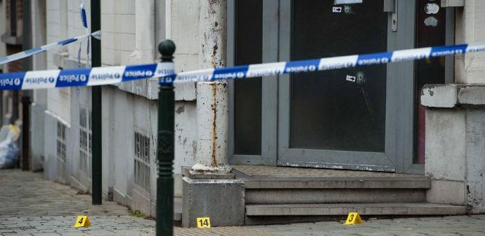 Brüksel'de Sahakyan Derneği'ne saldırı