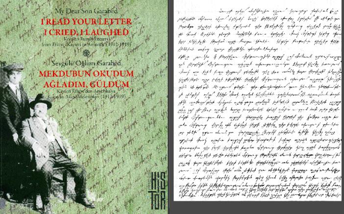 Kayseri'den Amerika'ya canlı yayın tadında mektuplar