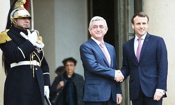 Ermenistan ve Fransa diyalog tazeledi