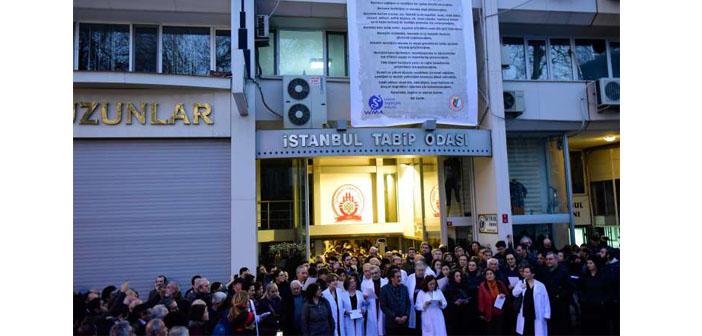Uluslararası örgütlerden doktorlara gözaltına kınama: Durum iç açıcı değil