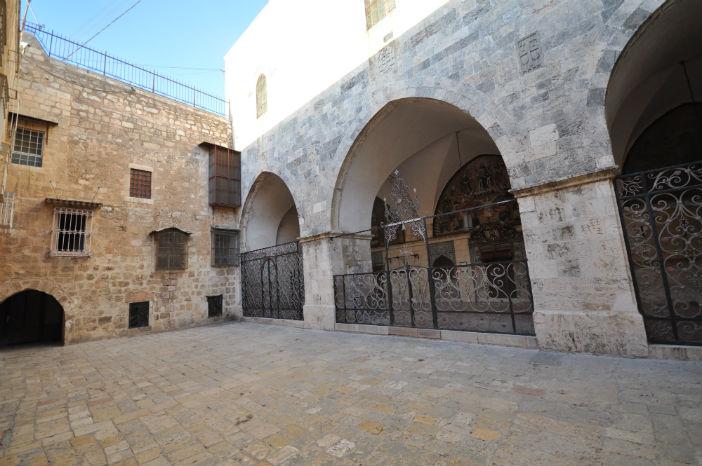 Kudüs Patrikhanesi, Anayasa Mahkemesi'ne başvurdu