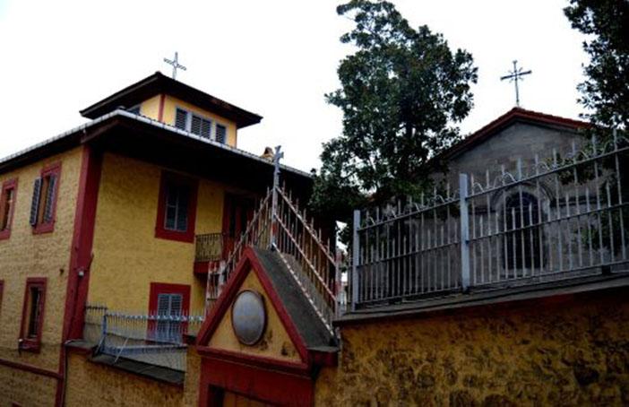 Trabzon'da Santa Maria Kilisesi'ne saldırı