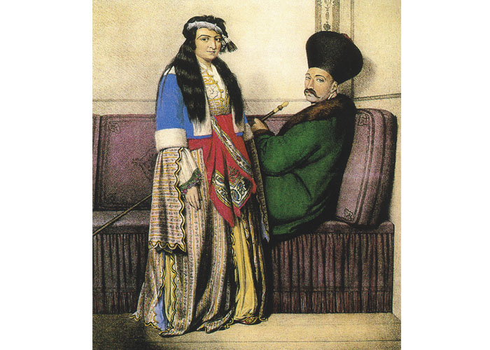 'Amira'nın kızı  ve 'paşa'nın oğlu