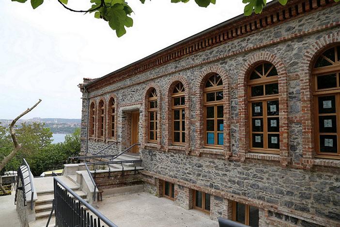 Yeniköy Rum İlkokuluna Europa Nostra Ödülü
