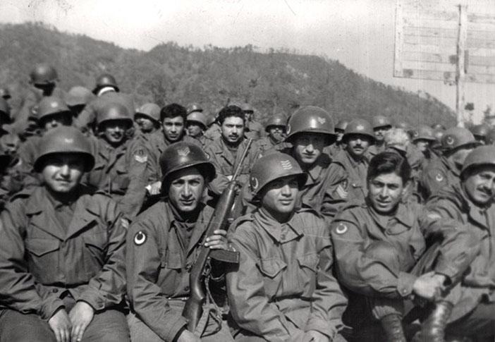 Gayrimüslimlerin Kore İç Savaşı Serüveni