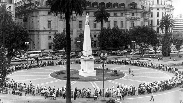 Arjantin'den Türkiye'ye annelerin mücadelesi