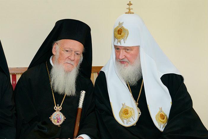 'Ukrayna sorunu'nda son söz Ekümenik Patrikhane'nin