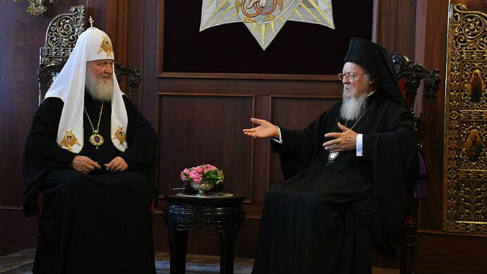 Ecumenical Patriarchate's response to Moscow