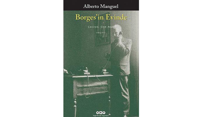 Manguel'in kaleminden Borges