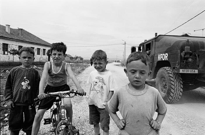 Çocuklar. Kosova (2005)