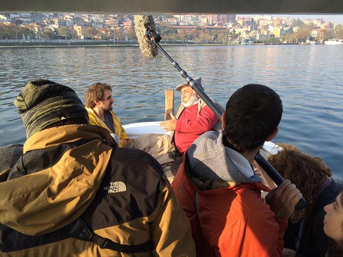 Kömürciyan'ın izinden 'Ah Gözel İstanbul'