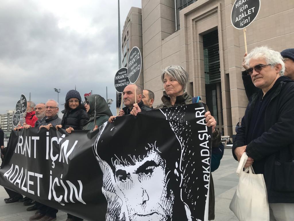 'Hrant Dink konusu istihbarat toplantılarında konuşulmadı'