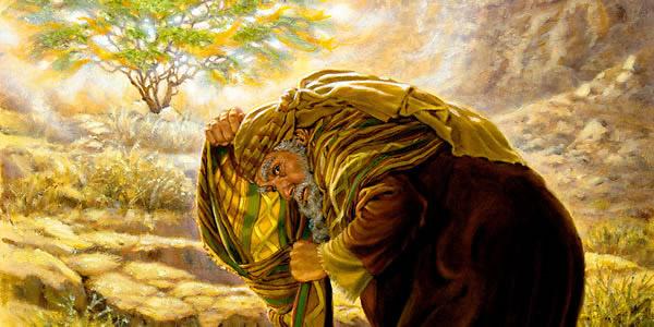 Մովսէս կը հպարտանայ