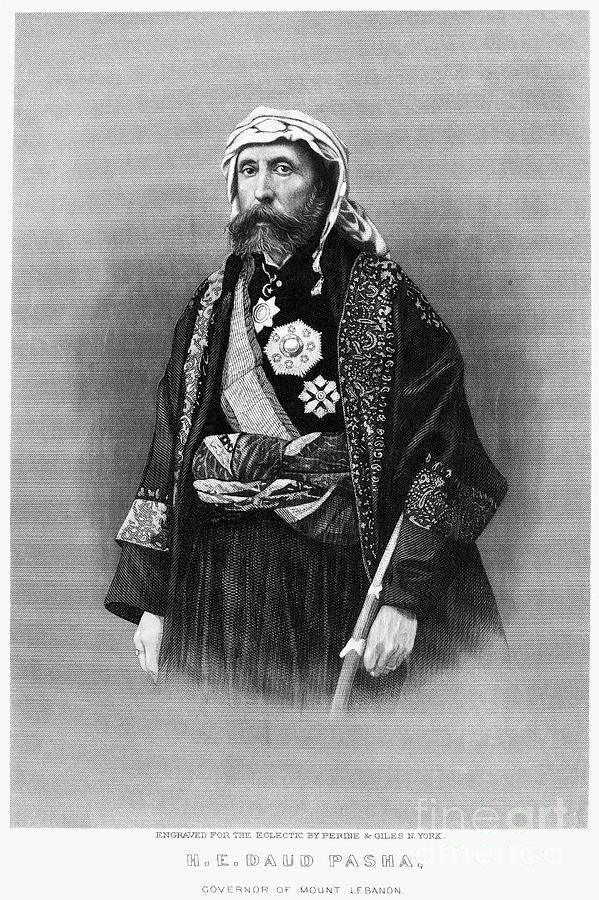 Davud Pasha (Garabet Artin Davidyan)