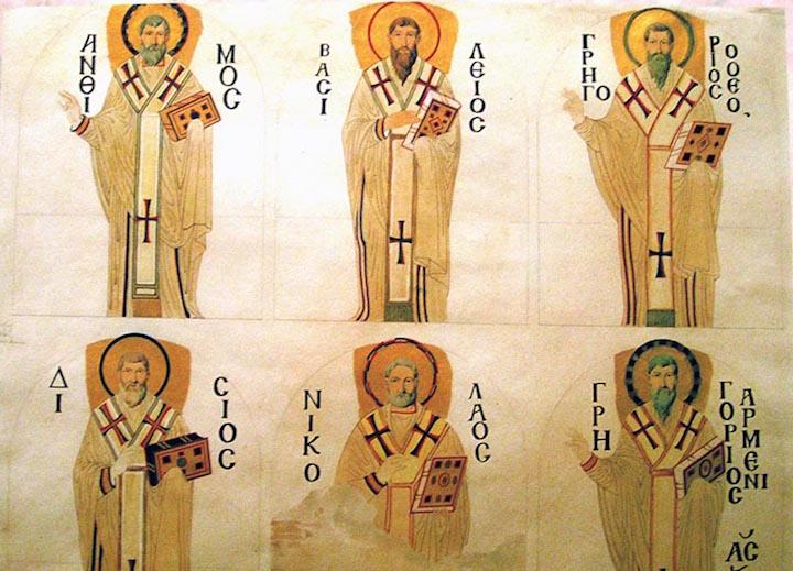 Ayasofya'daki Ermeni izleri