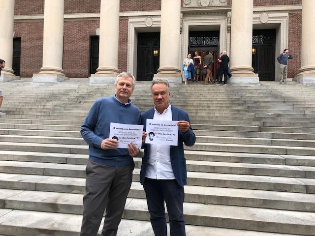 Yurtdışındaki akademisyenlerden Osman Kavala'ya destek