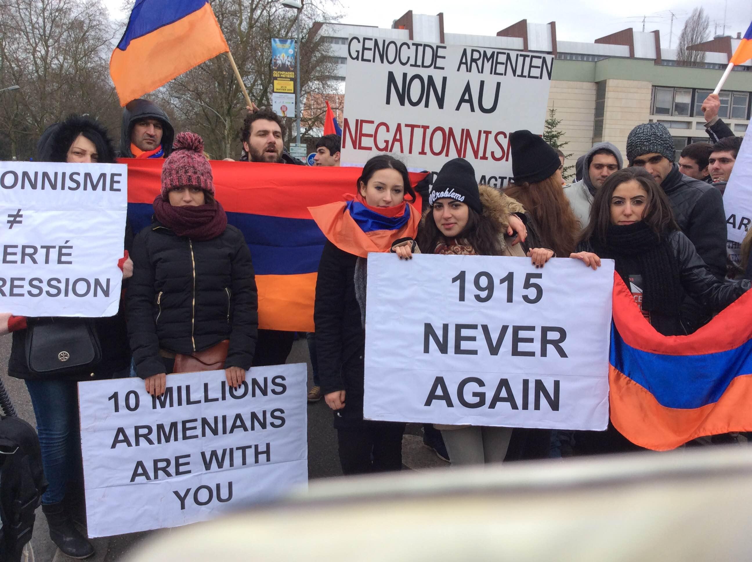 İsviçre-Ermenistan Derneği'nden AİHM'e tepki