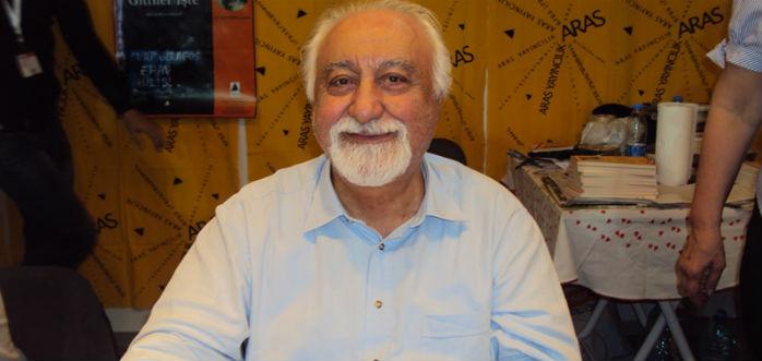 Diyarbakır Kitap Fuarı'nın bu yılki 'Onur Konuğu' Margosyan oldu