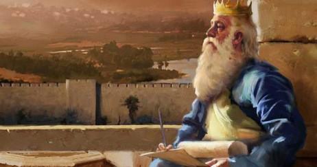 Սողոմոն իմաստունը եւ կռապաշտ կինը