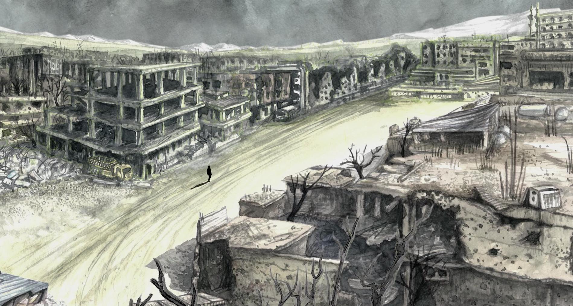 Özcan Alper'in animasyon filmi San Sebastian'da gösterilecek