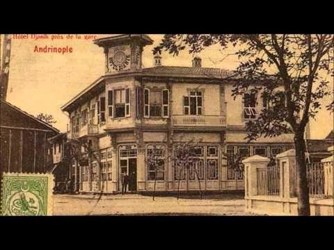 1910'lardan 1970'lere Edirne'de mülksüzleştirme ve Türkleştirme