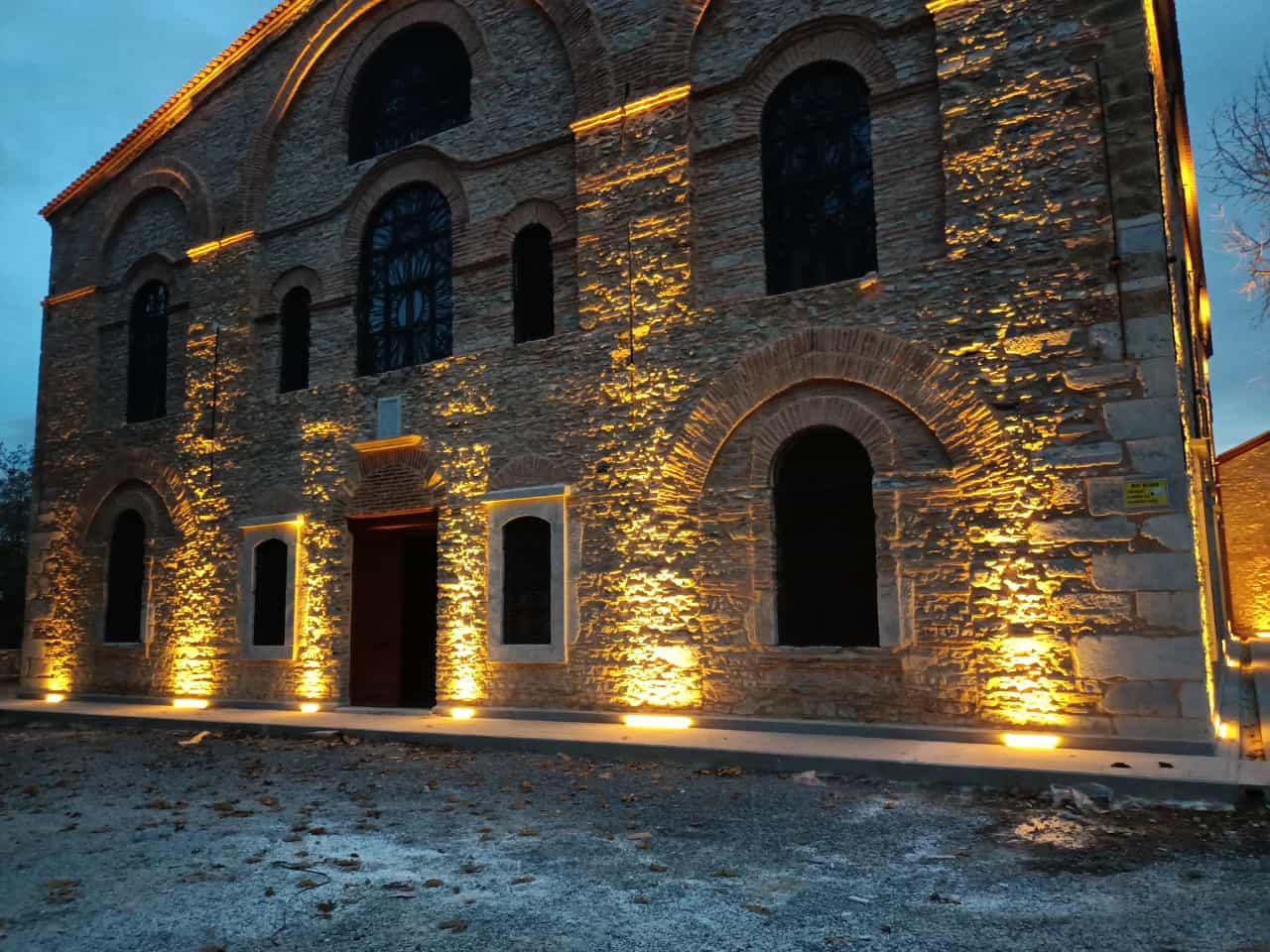 Akşehir Ermeni Kilisesi kültür merkezi oluyor