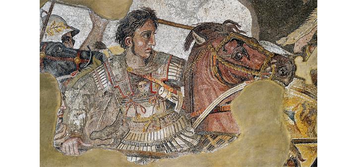 Հայկական աւանդազրոյցները Աղեքսանդր Մեծի մասին