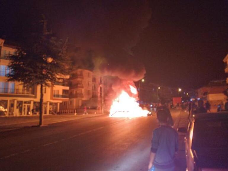 Altındağ'da Suriyelilerin ev ve dükkanlarına saldırı: 76 kişi gözaltında