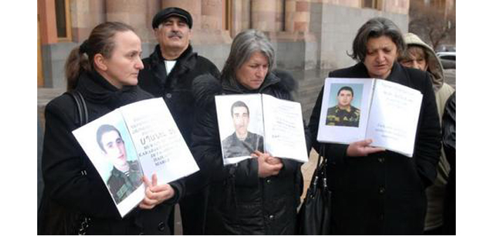 Հայաստանի սեւազգեստ կանայք
