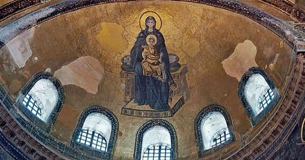 The Third Conversion of Hagia Sophia