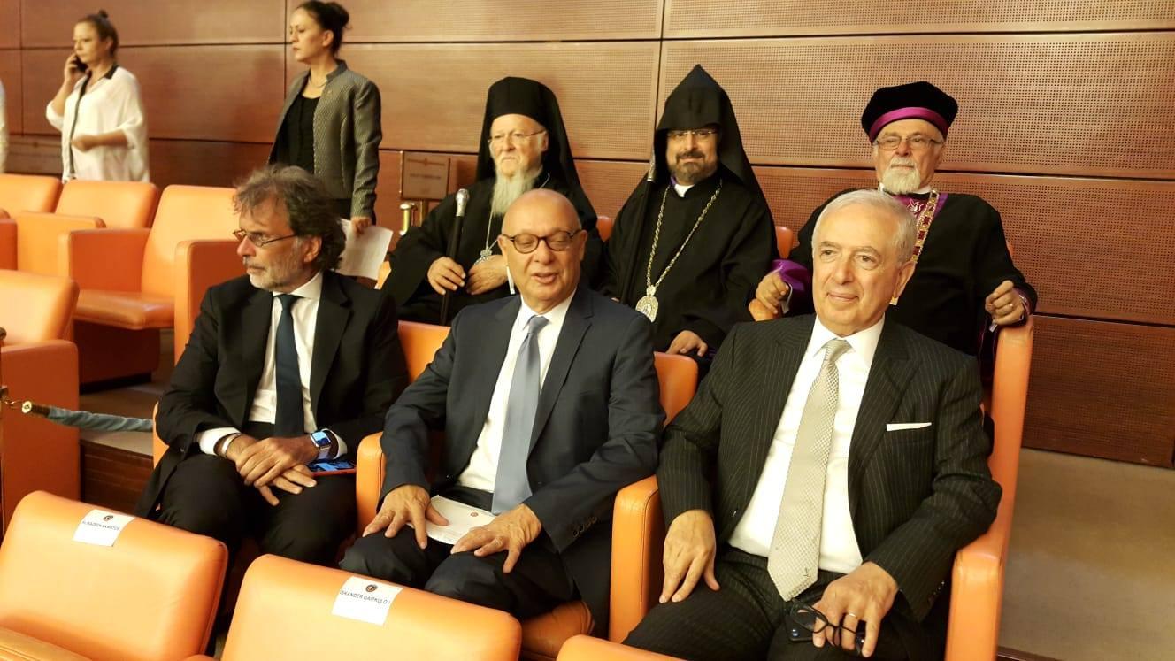 FOTO: Türkiye Ermenileri Patrikliği facebook sayfası