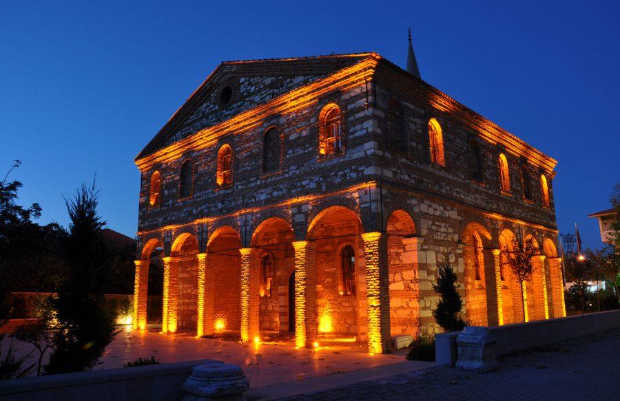 Kilise'nin restore edildikten sonraki hali