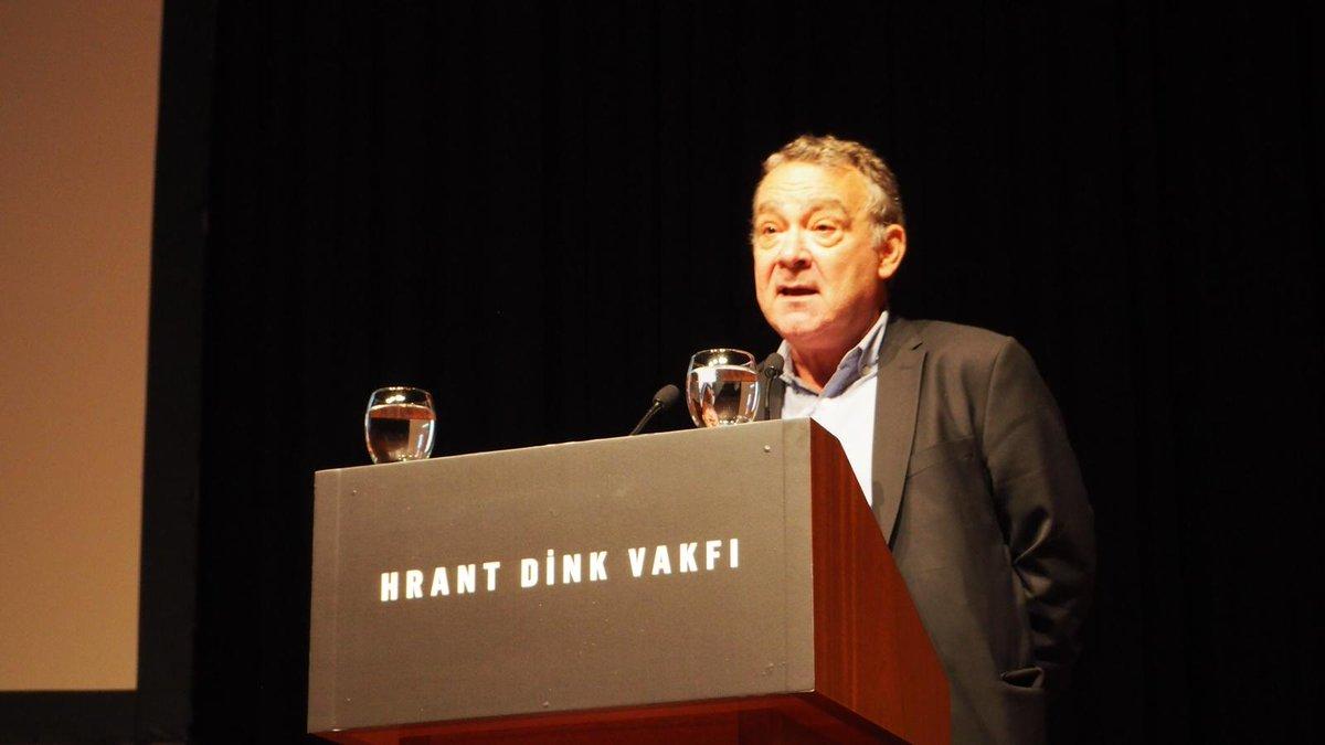 Uluslararası Hrant Dink Ödülü sahibi Çelikkan: Ödülü umut adına alıyorum