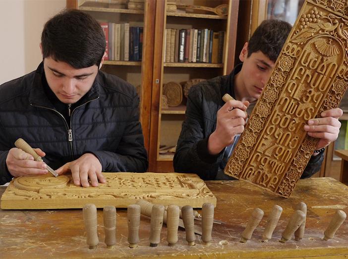 Ermeni harf sanatı UNESCO'nun kültürel miras listesinde